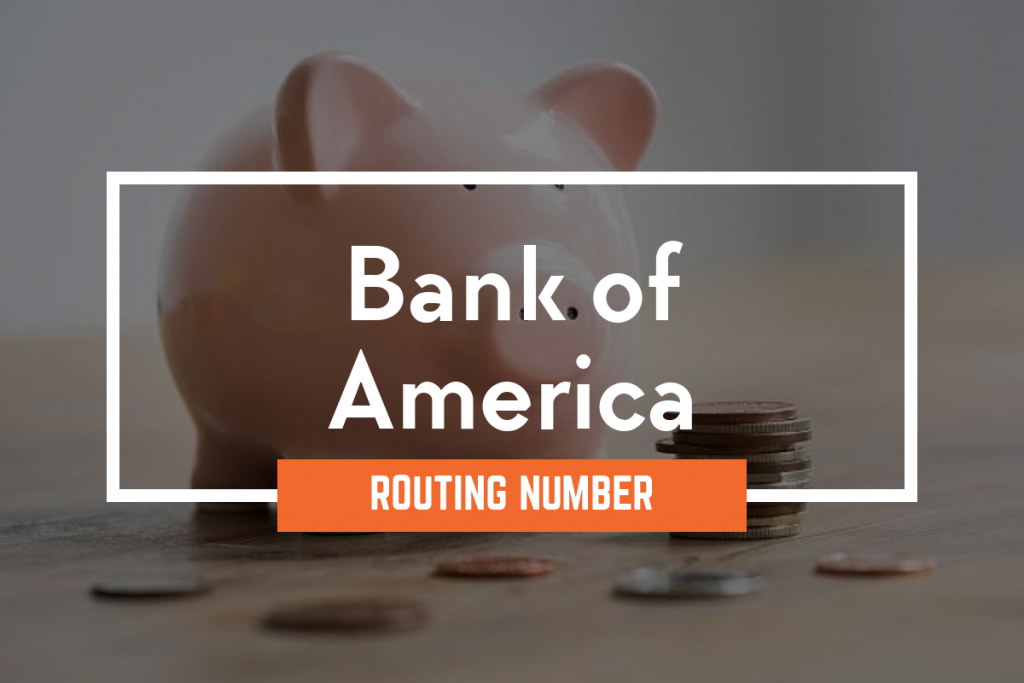 Bank-Of-America-Routing-Number
