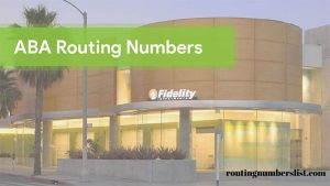 Routing Numbers List - Page 2 of 5 - Bank's Routing Numbers